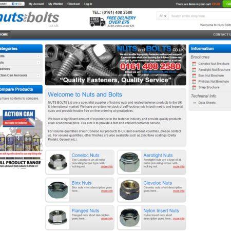 Nuts Bolts Ltd