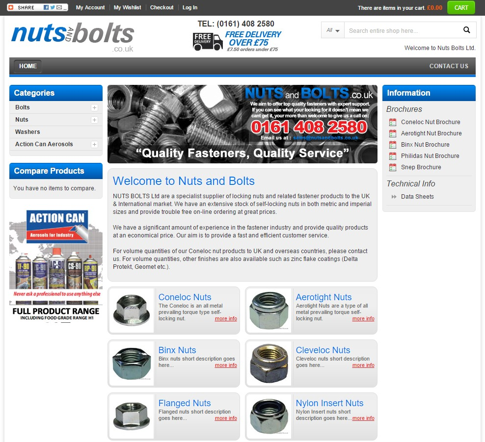 Nuts Bolts Ltd
